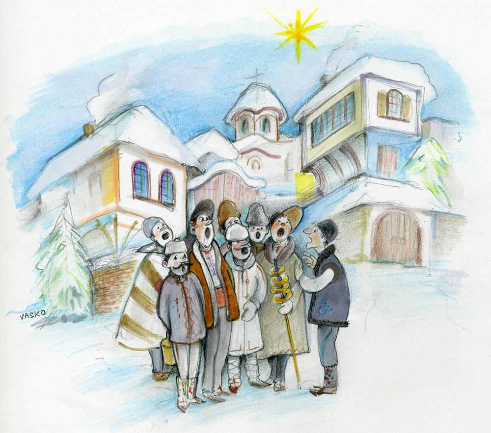 """""""The Christmas Carol"""""""