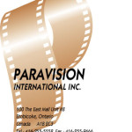 Paravison, movie&video equipment rentals, logo, 2004